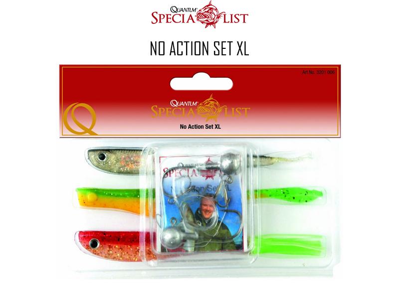 Quantum Specialist Dropshot No Action Set XL
