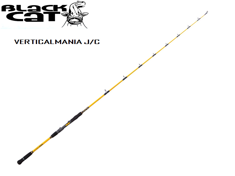 Black Cat Verticalmania J/C (Length: 1,90m, C.W.: 180-240g)