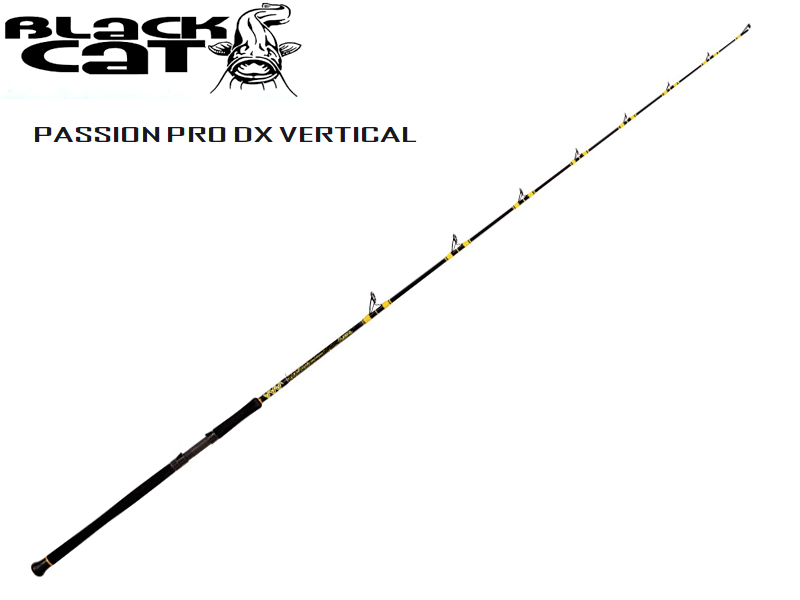 Black Cat Passion Pro DX Vertical (Length: 1,80m, C.W.: 230g)