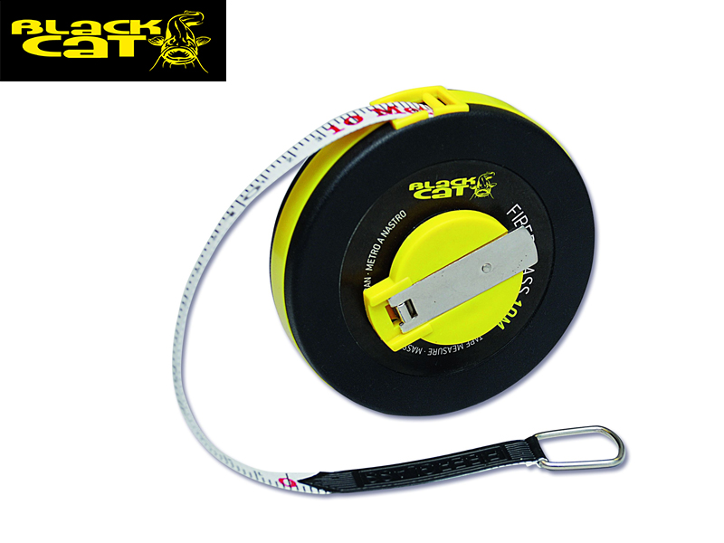Black Cat Measuring tape (Length: 10cm)