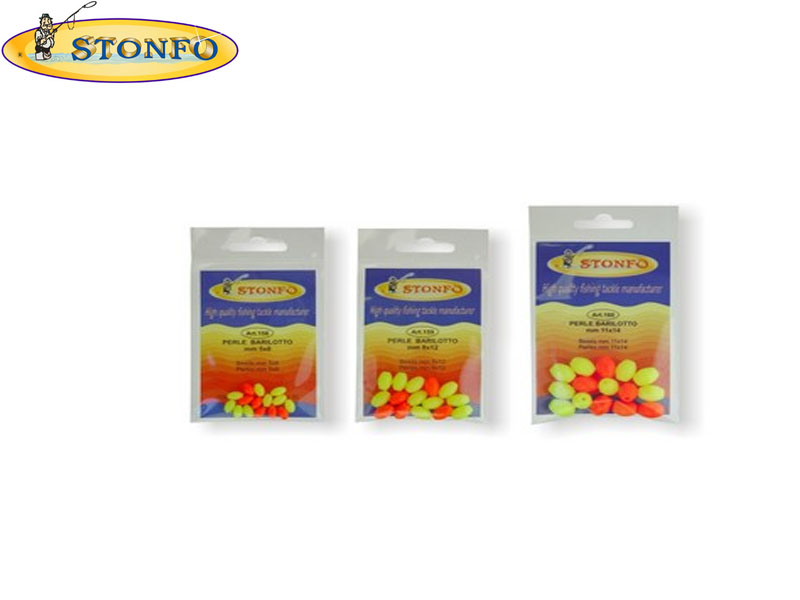 Stonfo Hard Beads (Diameter mm 11. Altitude mm 14. Bore