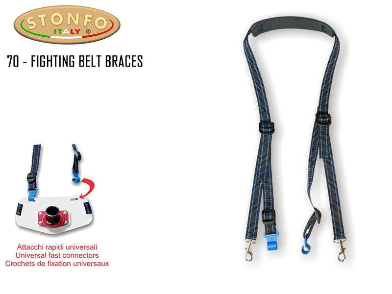Stonfo 70 - Fighting Belt Braces