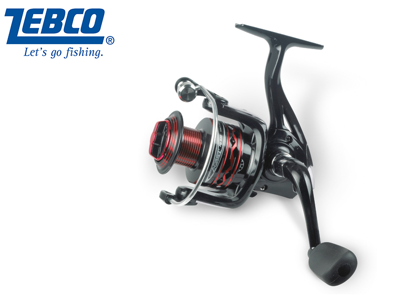Zebco Zcast FD (Model: 530, m / mm: 245 / 0,25, Gear Ratio: 5,1:1, Retrieve: 72 cm, BB: 5, Drag F.: 11 lbs, Weight: 289 g)