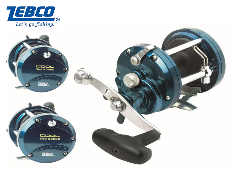 fishing reels - conventional - zebco, Fishing Reels