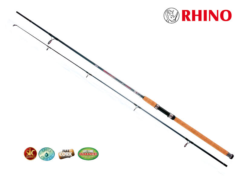 Rhino df spin h 40 80gr zebc1193285 for Rhino fishing pole