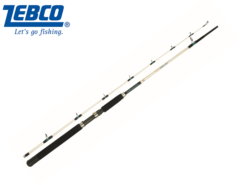 Zebco Paltic Trolling Rigger (Length: 1.80m, Sections: 2 C.W.: 10 - 20 lb, Weight: 318g)