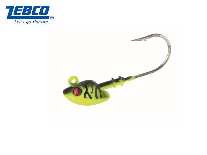 "Zebco Phobetor Jighead (Weight: 20g, Hook"" #4/0, Pack: 3)"