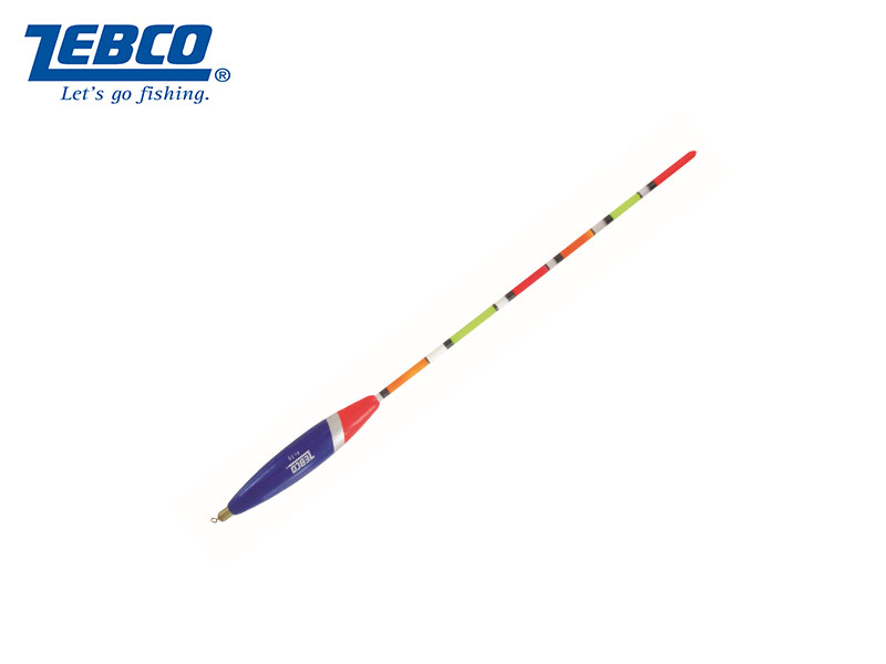 Zebco Waggler, loaded (4+2g)