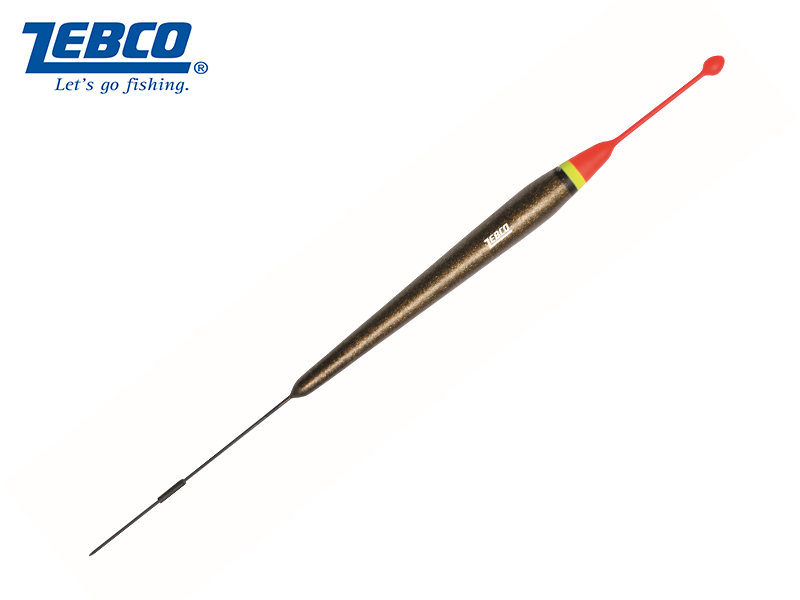 Zebco Golden Dart Pole Floats (Weight: 2g, Pack: 1)
