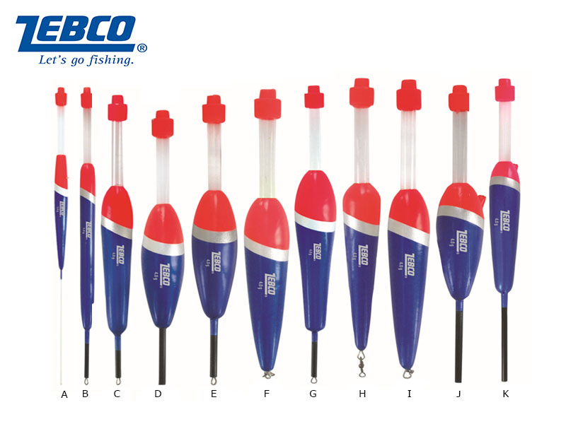 Zebco Starlight Float (Type: A, Sliding, Weight: 2.0 gr)