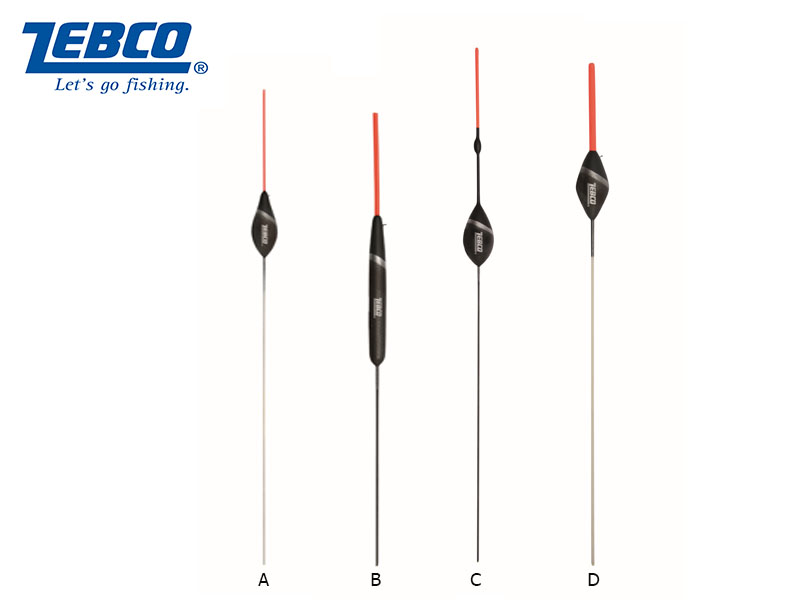 Zebco Pole Float ZS4 (Type: A, 0.50g)