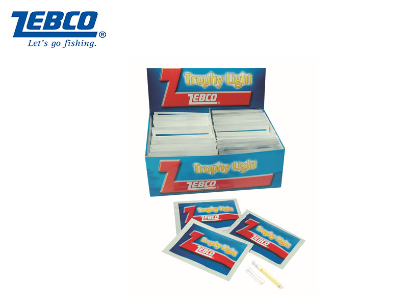 Zebco Chemical Light (Size:4.5mm, Color: Yellow, 1pcs)