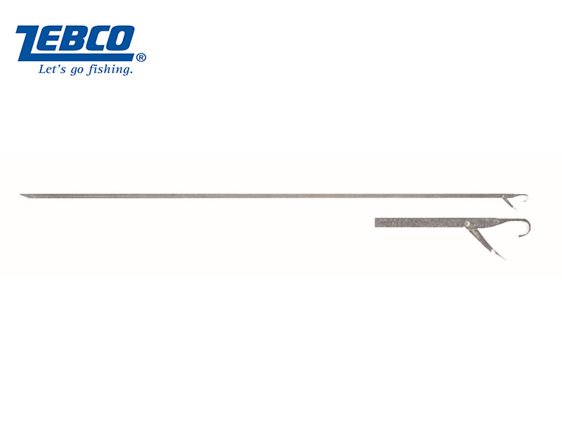 Zebco BAIT NEEDLE WITH FOLDING schnuröse 12cm 2 Piece Bait Needle