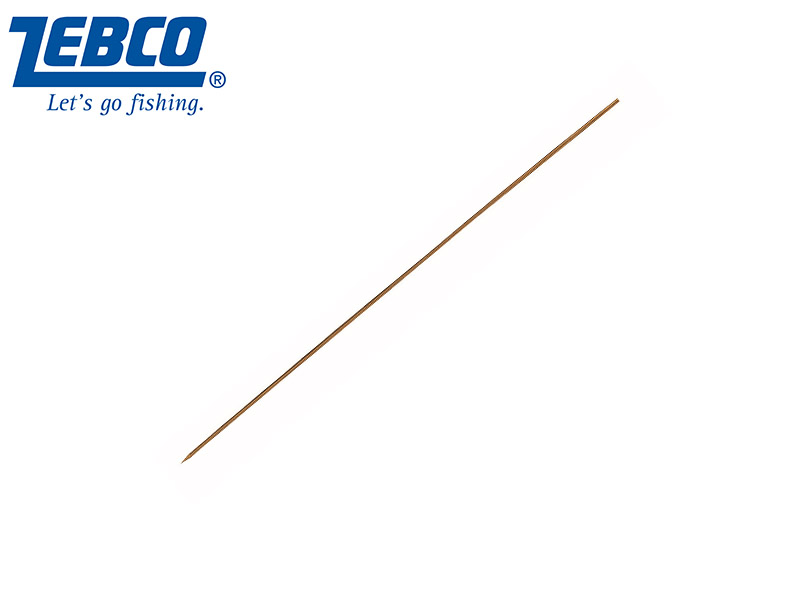 Zebco Special Steel Worm Needle (Length: 20cm, 2pcs)