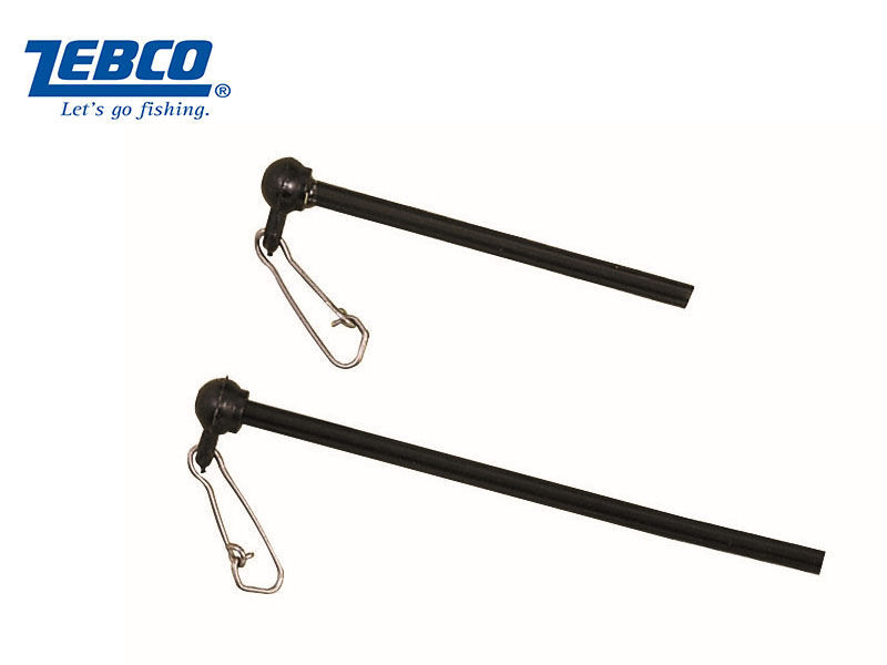 Zebco 6615 Feeder Booms (Size: 5cm, 3pcs)