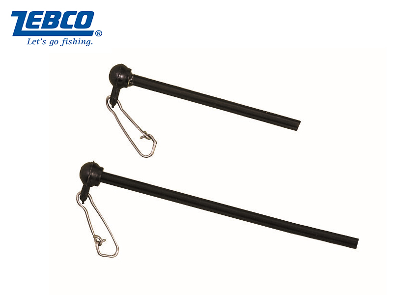 Zebco 6615 Feeder Booms (Size: 10cm, 3pcs)