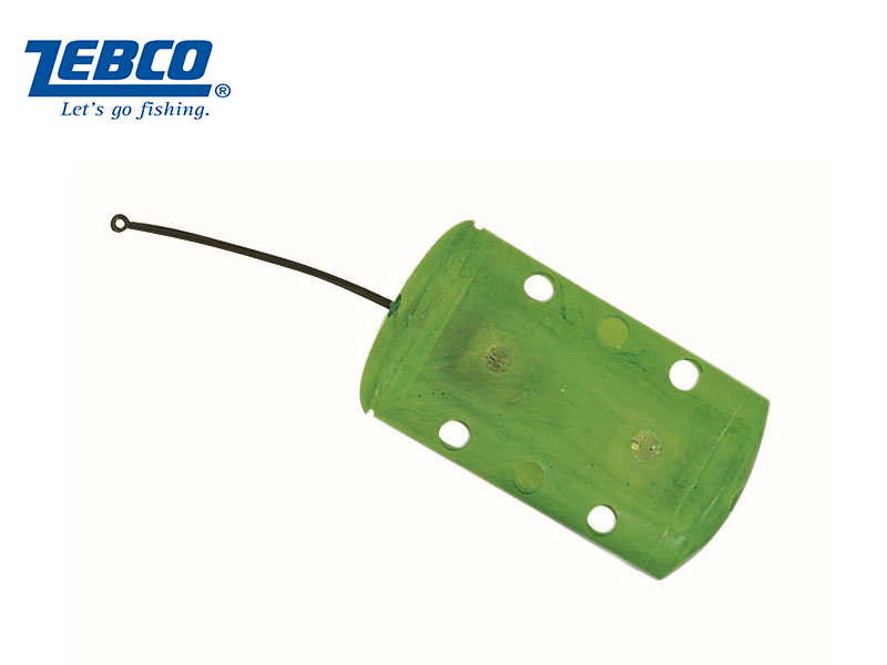 Zebco 6643 Match Feeder Oval (Weight: 60gr)