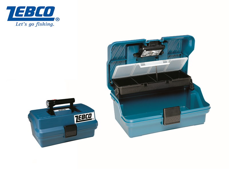 Zebco Fishing Tackle /& Accessories Box