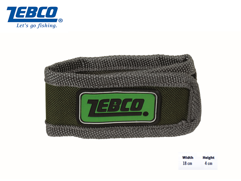 Zebco Rod Velcro Strip (18 x 4 cm)