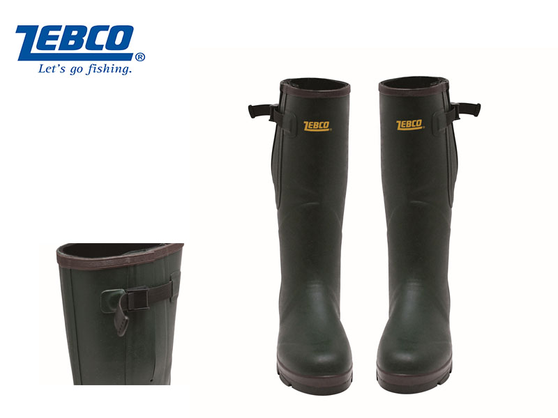 Zebco Thermo Angling Boots (Size: 41)
