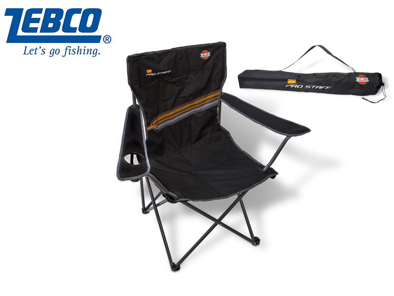 Zebco Pro Staff Chair BS ( L:42cm, W: 58cm, H:55cm )