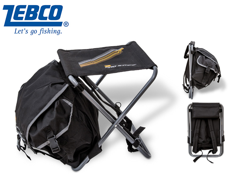 Zebco Pro Staff BP Chair ( L:34cm, W: 33cm, H:41cm )