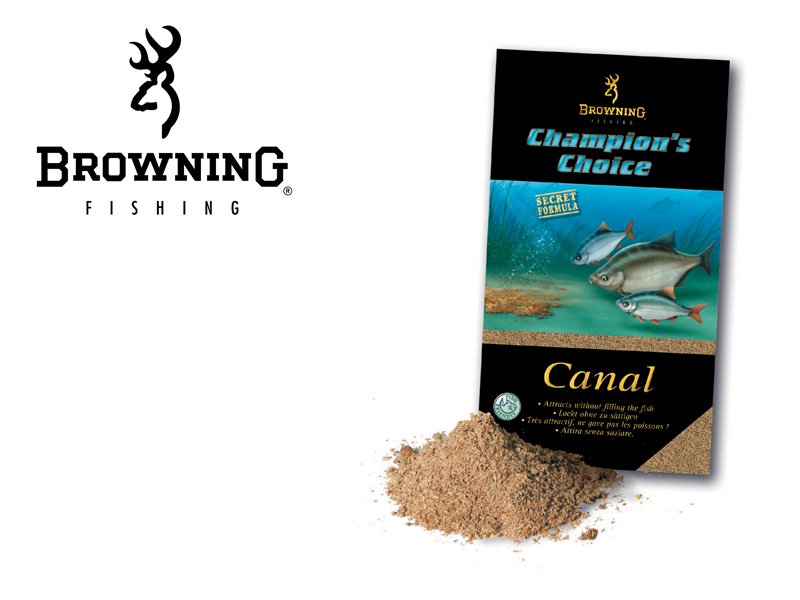 Browning Groundbait Champion's Choice Canal (1Kg)