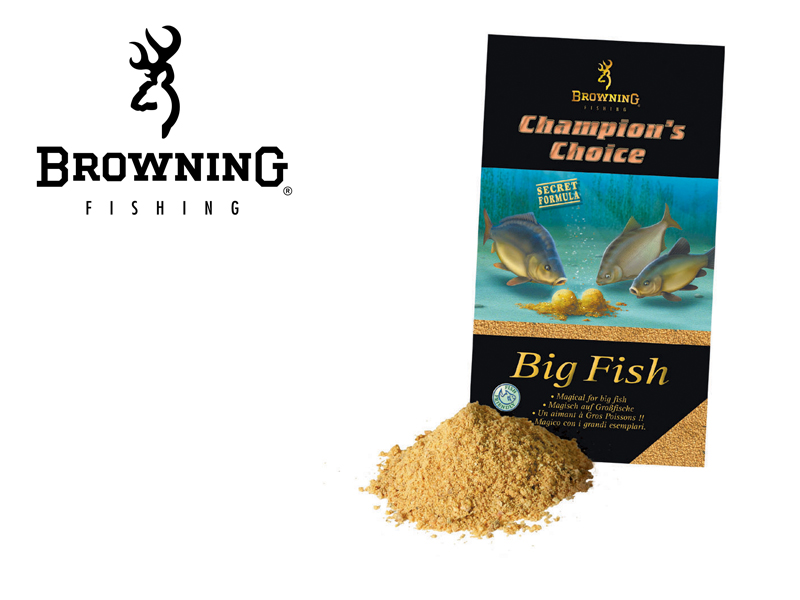 Browning Groundbait Champion's Choice Big Fish (1Kg)