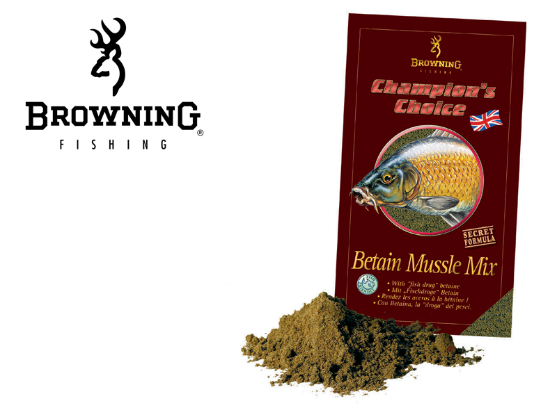 Browning Groundbait Champion's Choice Betain Mussle (1Kg)
