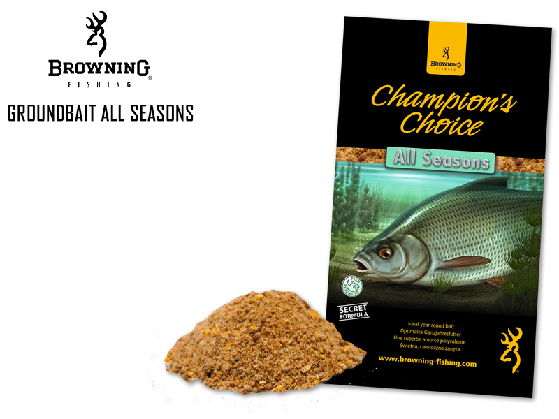 Browning Groundbait All Seasons (1kg)