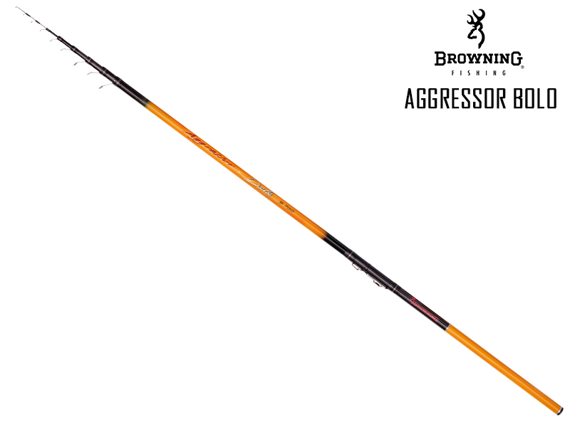 Browning Agressor Bolo (Length:5.00mt, C.W:2-15gr)