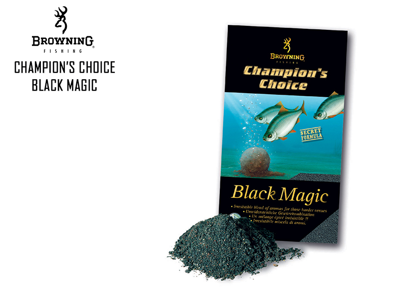 Browning Groundbait Champion's Choice Black Magic (1Kg)