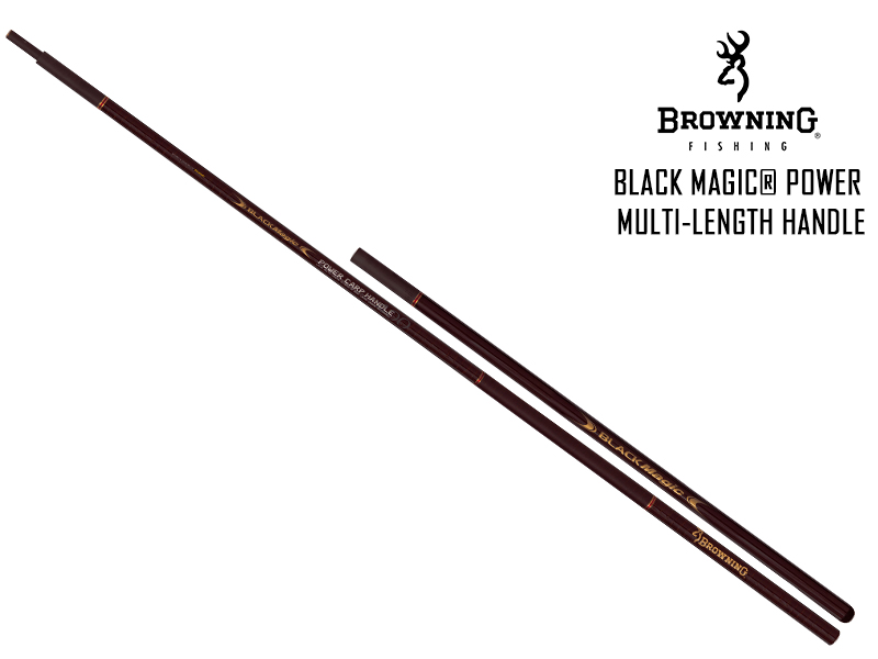 Browning Black Magic® Ultra Power Handle ( Length: 4.00mt, Weight: 540gr, Tr-Length: 1.50mt)