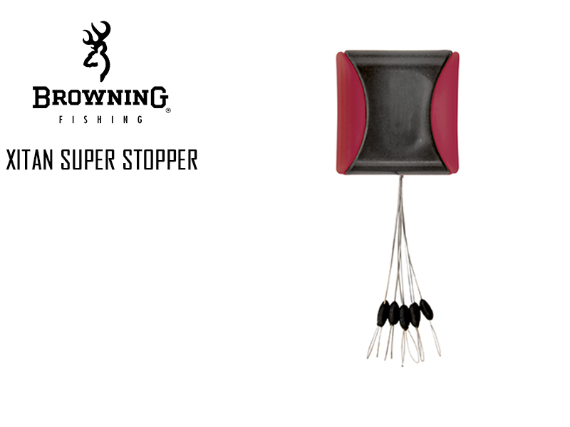 Browning Xitan Super Stopper (Model: Oval, Size: L, Pack:10pcs)