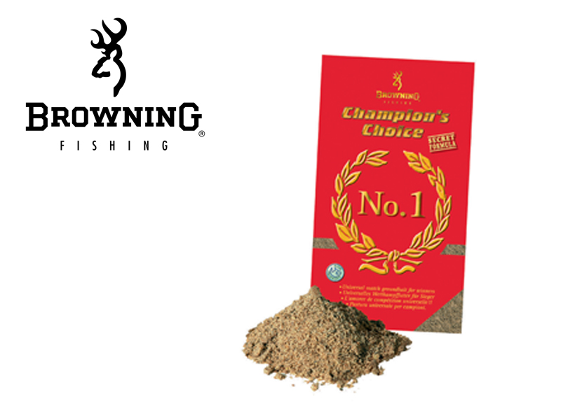 Browning Groundbait Champion's Choice No.1 (1Kg)