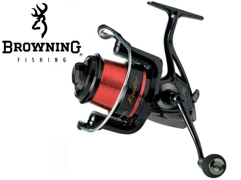 Browning force feeder extreme 860 fd brow0175060 44 for Browning fishing reels