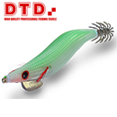 DTD Squid Jig Color Oita