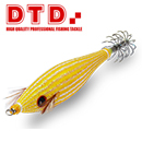 DTD Squid Jig Full Flash Glavoc