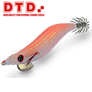 DTD Squid Jig Flash Color Oita