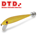 DTD Trolling Squid Jig Full Flash Glavoc