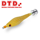 DTD Squid Jig Soft Full Flash Glavoc