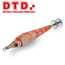 DTD Squid Jig Soft Real Fish
