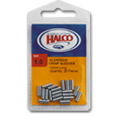 Halco Aluminium Crimp Sleeves