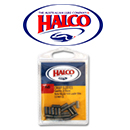 Halco Brass Crimping Sleeves