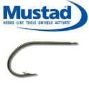 Mustad 1144-BR Hollow Point Kirby Limerick