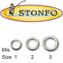 Stonfo Split Rings