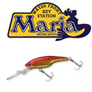 Maria Pocket Shad SP45 Lures