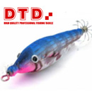 DTD Squid Jig Soft Gira