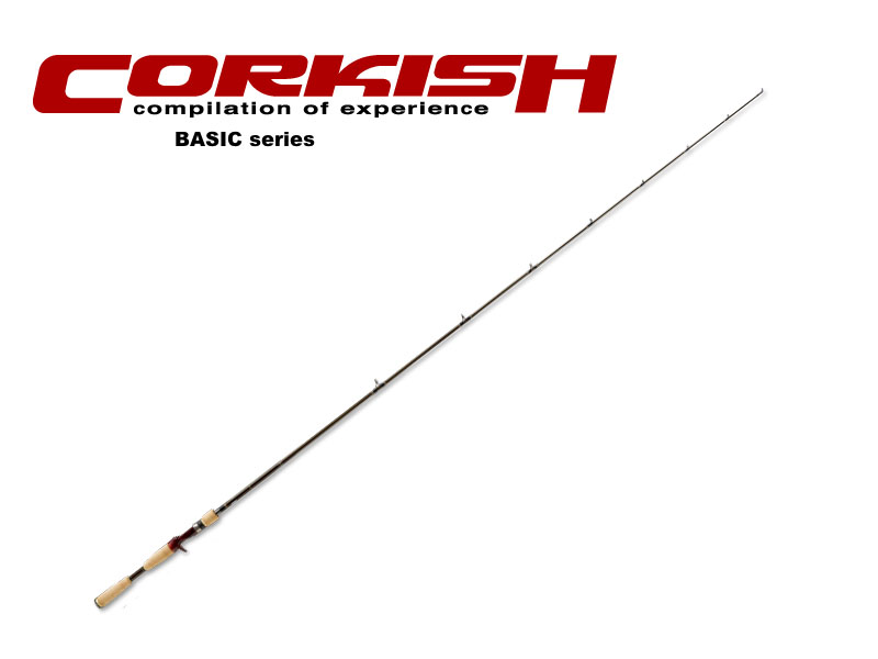 MajorCraft Corkish Basic CKC-702MH (Length:2.13mt, Lure:1/4 - 1 oz)