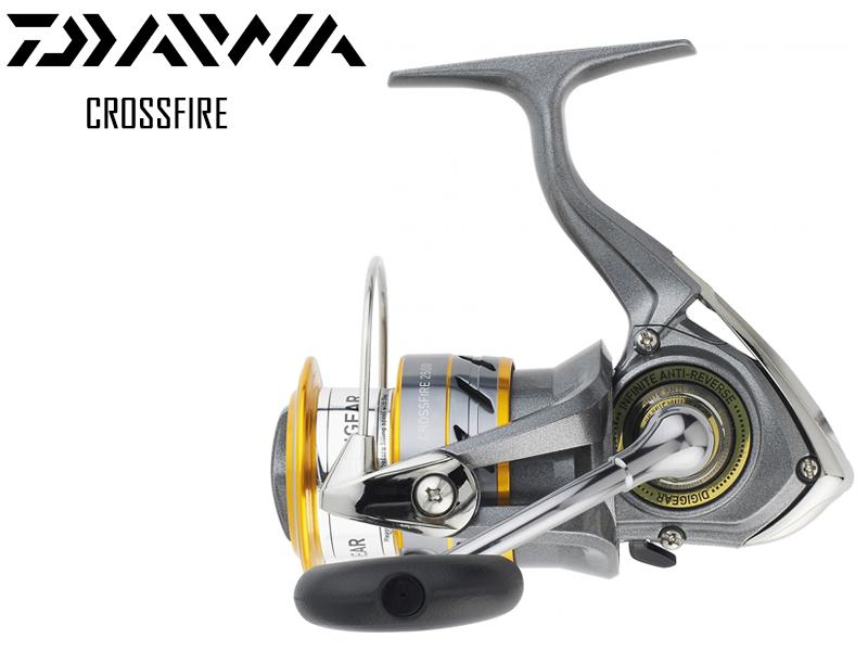 New Daiwa Crossfire 2000 Spinning Reel